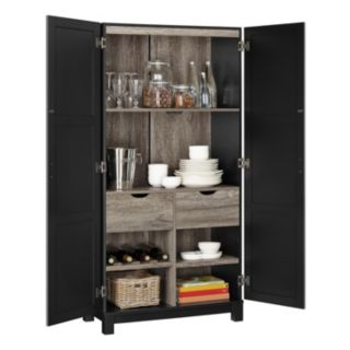 Altra Carver 64-in. Storage Cabinet
