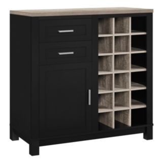 Altra Carver Bar Cabinet