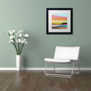 Trademark Fine Art Alto Matted Framed Wall Art