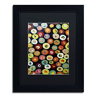 Trademark Fine Art Archipel Matted Framed Wall Art