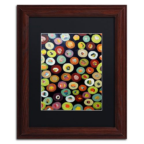 Trademark Fine Art Archipel Framed Wall Art