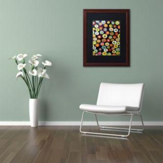 Trademark Fine Art Archipel Framed Wall Art