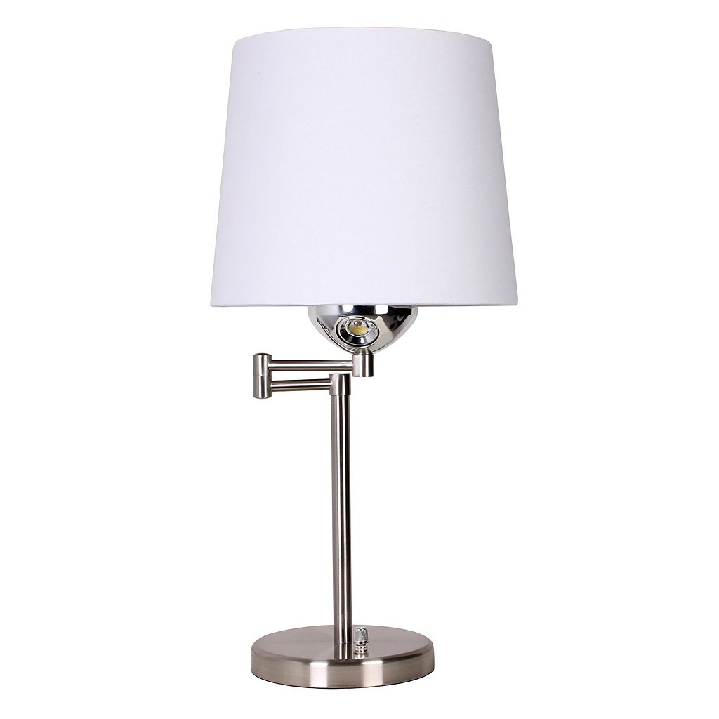 Tensor Swing Arm LED Table Lamp