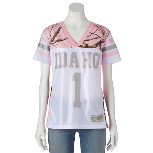 Women's Realtree Idaho Vandals Game Day Jersey