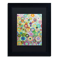 Trademark Fine Art Bulles Matted Framed Wall Art