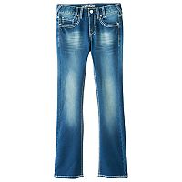 Girls 7-16 Wallflower Floral Bootcut Jeans