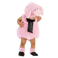 Baby / Toddler Squiggly Pig Costume