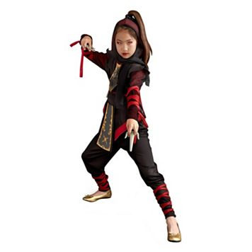 Kids Ninja Dragon Costume