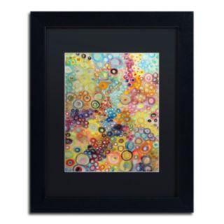 Trademark Fine Art Cellulaires Matted Framed Wall Art