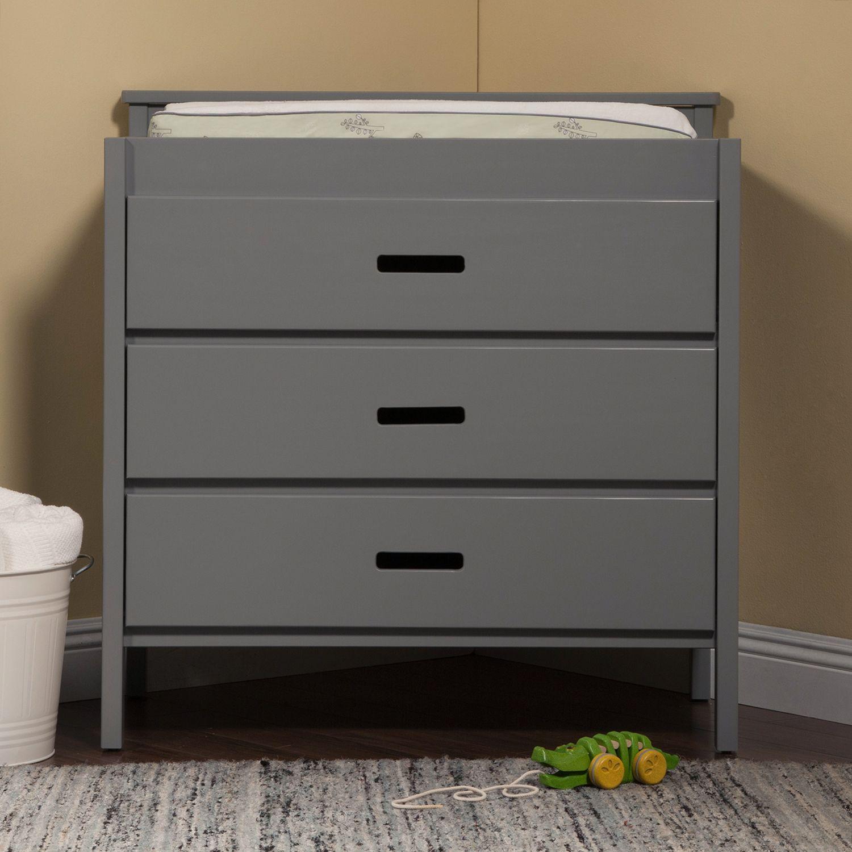 Baby Mod Modena 3 Drawer Changer Dresser