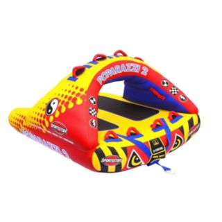 Sportsstuff Poparazzi 2 Inflatable & Towable Rocker Bottom Tube