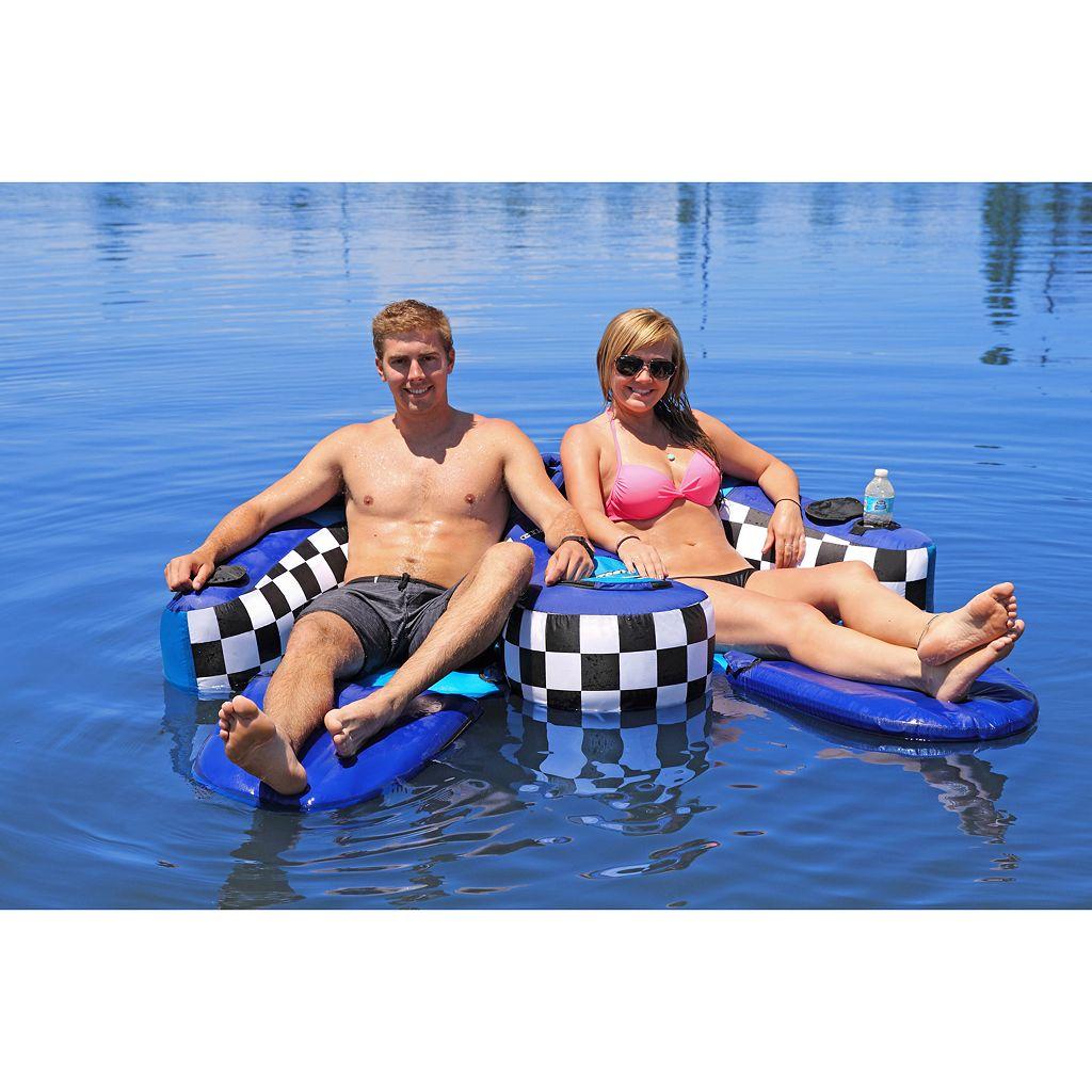 Sportsstuff Chariot Duo Towable Lounge Float