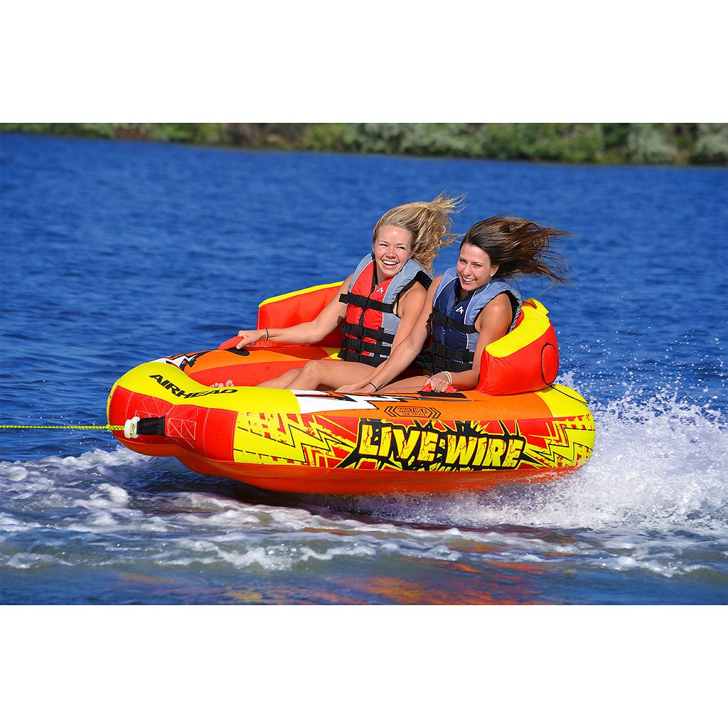 Airhead Live Wire 2 Towable Lounge Float