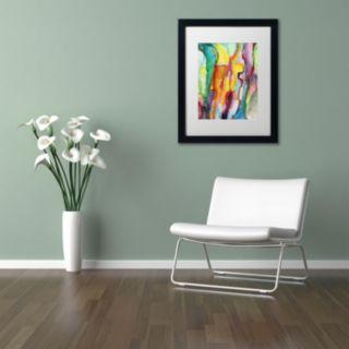 Trademark Fine Art Hiatus Matted Framed Wall Art