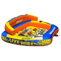 Airhead Live Wire 3 Towable Lounge Float