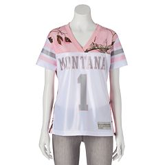Women's Realtree Montana Grizzlies Game Day Jersey