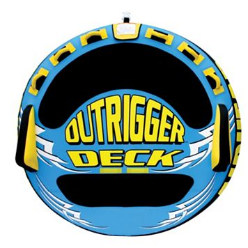 Airhead Outrigger Deck Towable Tube