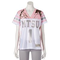 Women's Realtree Middle Tennessee Blue Raiders Game Day Jersey