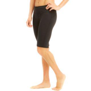 Women's Marika Chrissy Performance Curvy Bermuda Shorts
