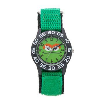 Sesame Street Oscar the Grouch Kids' Time Teacher Watch