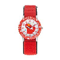 Sesame Street Elmo Kids' Time Teacher Watch