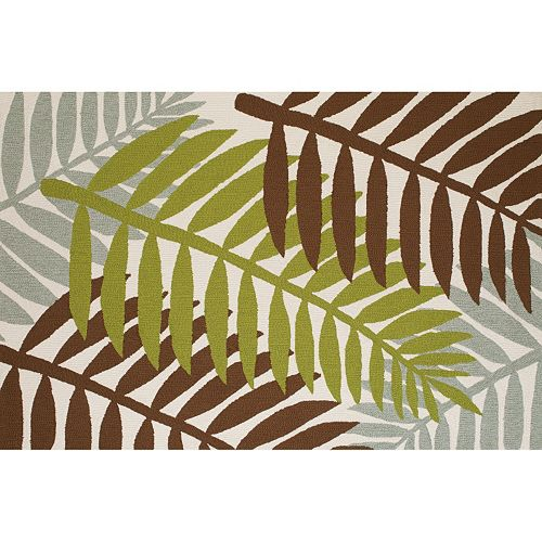 United Weavers Panama Jack Signature Sunbelt Leaf Rug