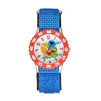 Sesame Street Kids' Time Teacher Watch
