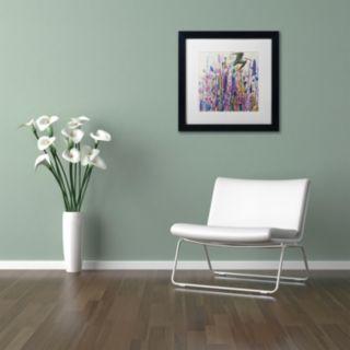 Trademark Fine Art Libre Voie Matted Framed Wall Art