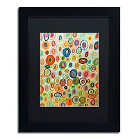 Trademark Fine Art Permanence Matted Framed Wall Art