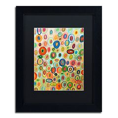 Trademark Fine Art Permanence Matted Framed Wall Art