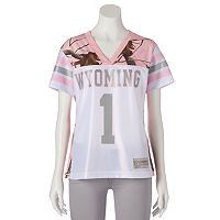 Women's Realtree Wyoming Cowboys Game Day Jersey