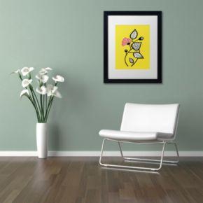 Trademark Fine Art Tanto Tiempo Matted Framed Wall Art