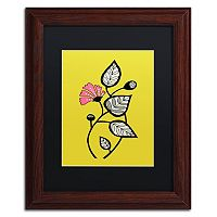 Trademark Fine Art Tanto Tiempo Framed Wall Art