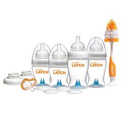 Munchkin LATCH 15 Piece Newborn Bottle Gift Set