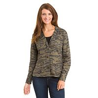 Women's Haggar Army Jacket