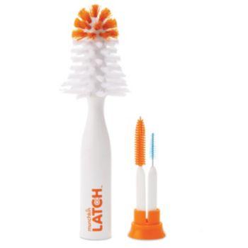 Munchkin Latch 3-pk. Breast Pump Brushes