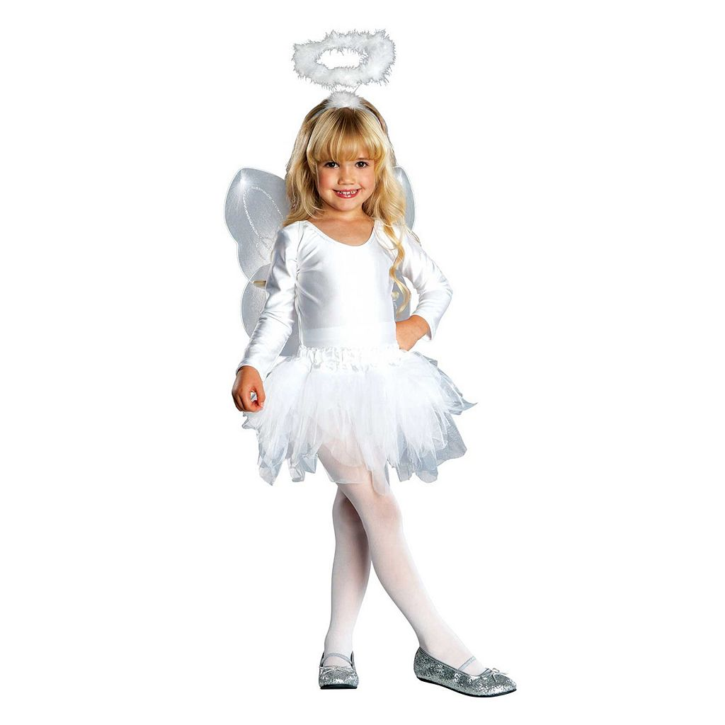 Toddler Angel Costume