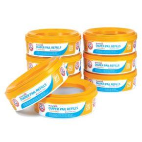 Arm & Hammer 8-pk. Diaper Pail Refill Ring Bags by Munchkin