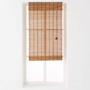 Radiance Earthwise Victoria Hills Bamboo Roman Shades