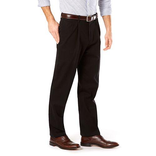 Men's Dockers® Classic Fit Signature Stretch Khaki Pants - Pleated D3