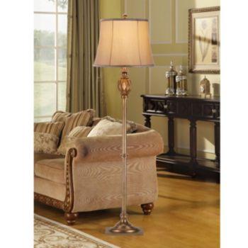 Catalina Oil Rubbed Bronze Finish Floor Lamp