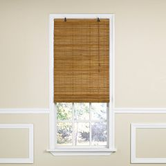 Radiance Venezia Flatstick Woven Bamboo Roll-Up Shade