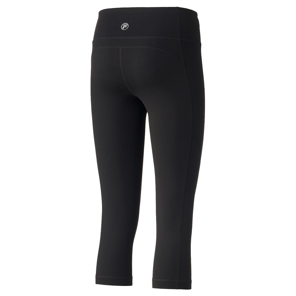Women's FILA SPORT® Slim Straight Yoga Capris