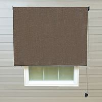 Radiance Vinyl Outdoor Roller Sun Shade