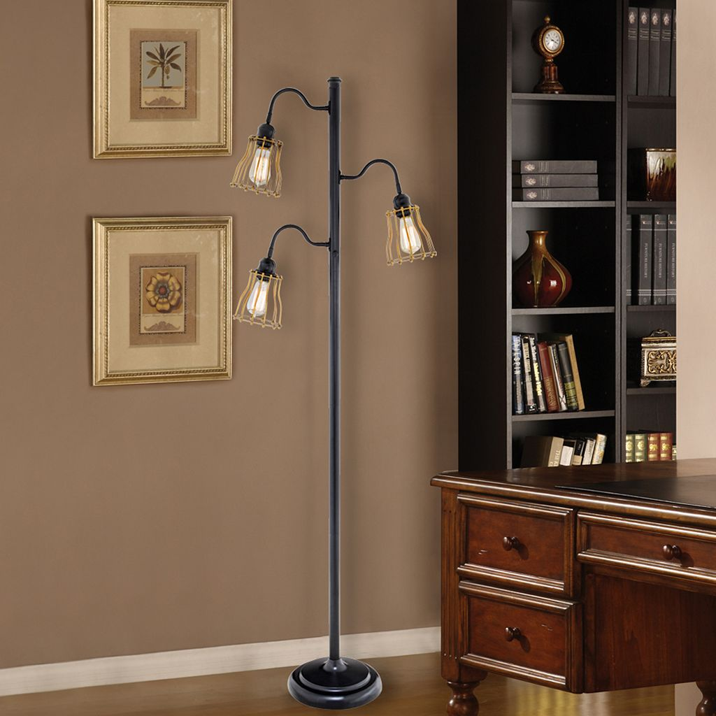 Catalina Track Tree Floor Lamp