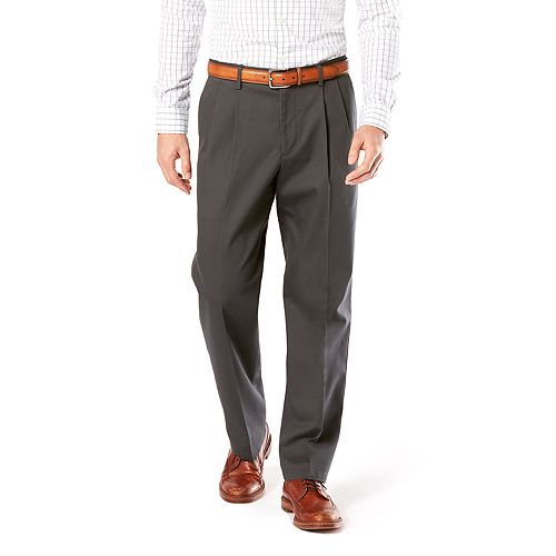 5a0fabf826482 Men s Dockers® Relaxed-Fit Signature Stretch Khaki Pants - Pleated D4