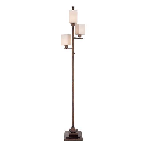Catalina Transitional Metal Floor Lamp