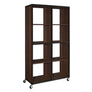 Altra Mason Ridge Cherry Finish Mobile Bookshelf