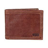 Men's Levi's® Leather Traveler Wallet