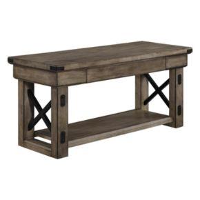 Altra Wildwood Bench